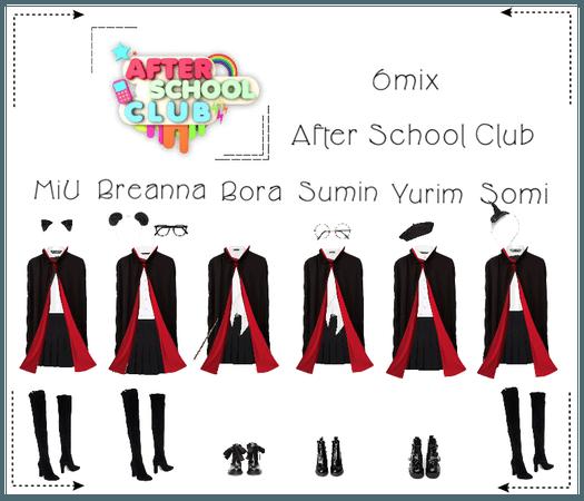 《6mix》After School Club