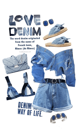Denim Is a Way of Life