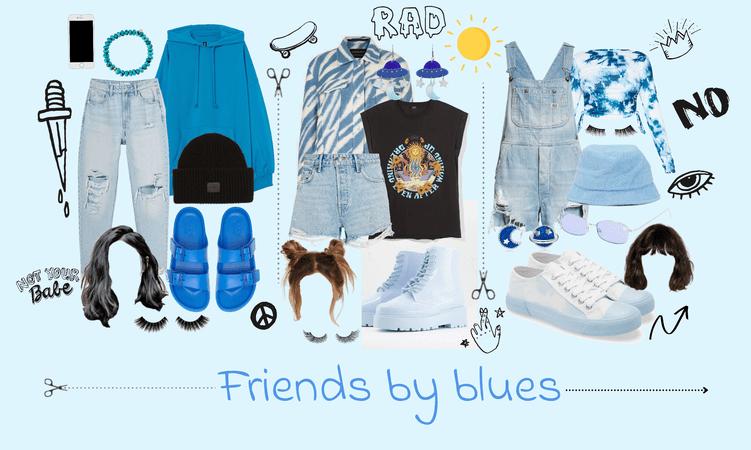 friends by blues