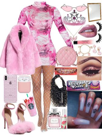 Pink Spoiled Princess 👑 💗❗️