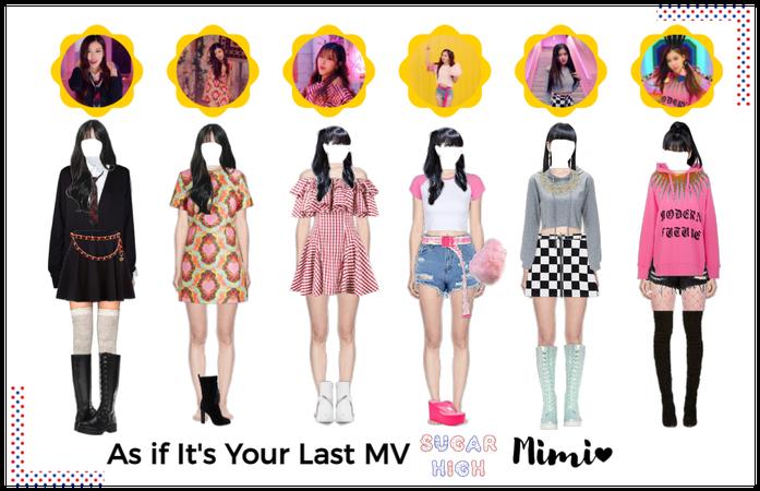 Sugar High AIIYL Official MV   Mimi Scenes