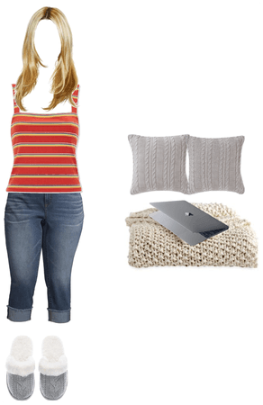 Knit Wear At Home