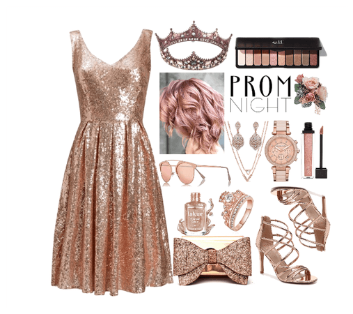 Rock Your Prom: Rose Gold