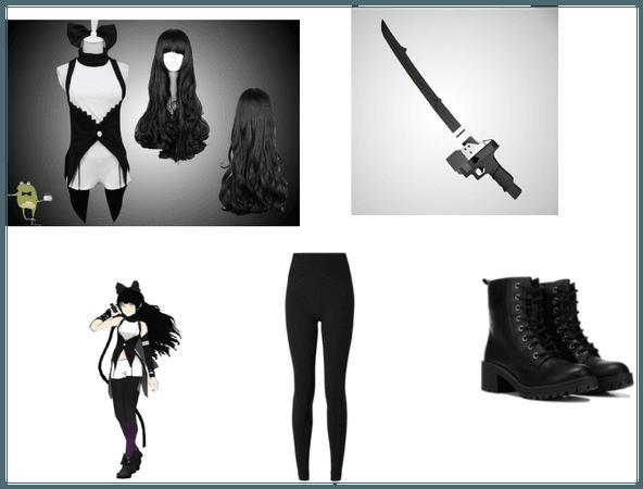 Blake's outfit (rwby)