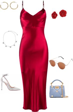 Hot Ruby Red Fashion