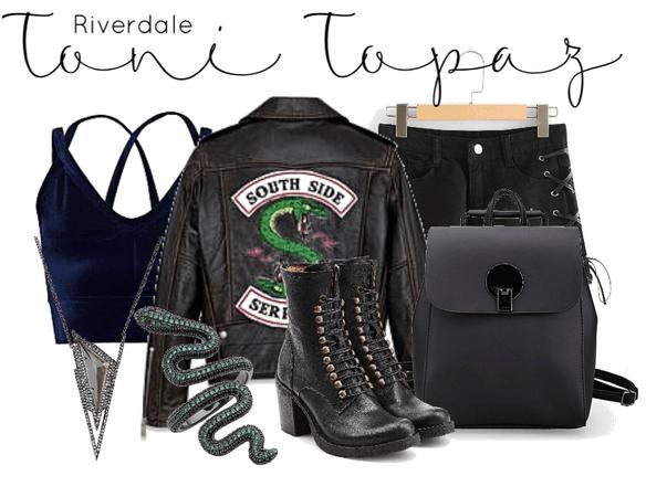 Toni Topaz Riverdale