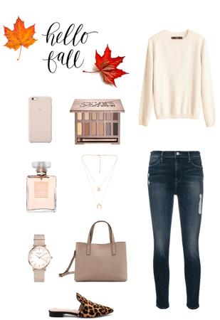 Hello Fall 🍁