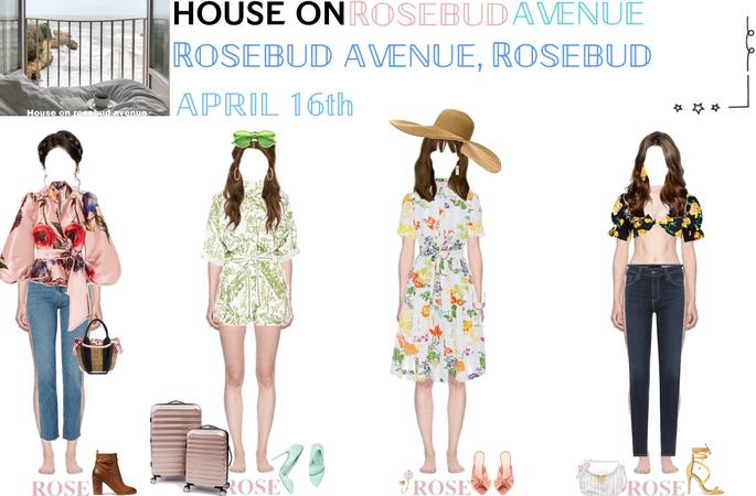 HOUSE ON ROSEBUD AVENUE EPISODE 1: ROSEBUD AVENUE, ROSEBUD