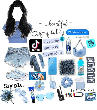 blue,blue