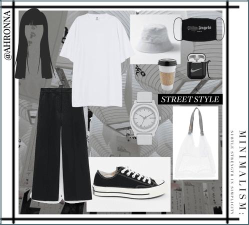 Minimal Streetwear