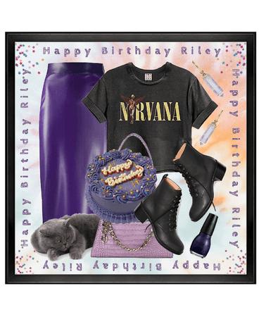 Happy Birthday Riley 🥳