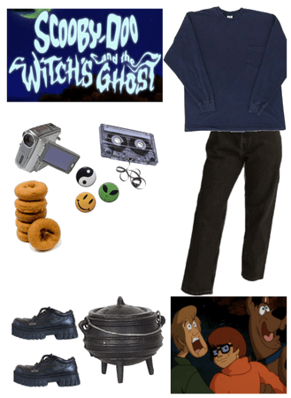 Zachary- Scooby Doo and the Witch's Ghost