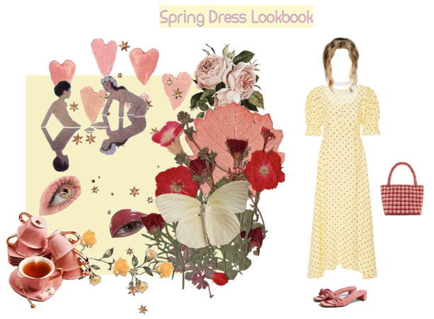 Spring Dress Lookbook