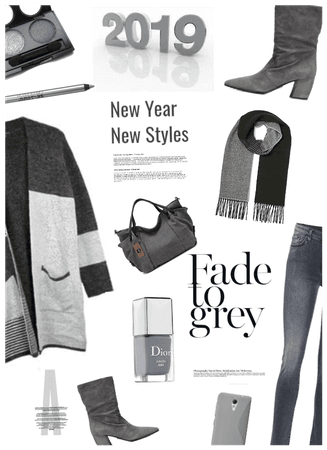 New year New Styles/ Go Grey