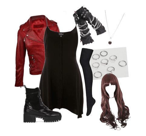 Wanda Maximoff (Scarlet Witch) 01