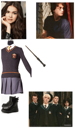 Defending harry and Draco getting Angry-Scarlett