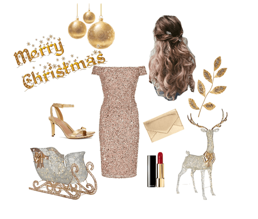 Glittery Holiday Party