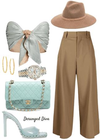 Fashion and adventure