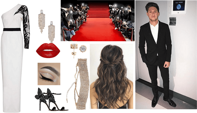 Award show with Niall