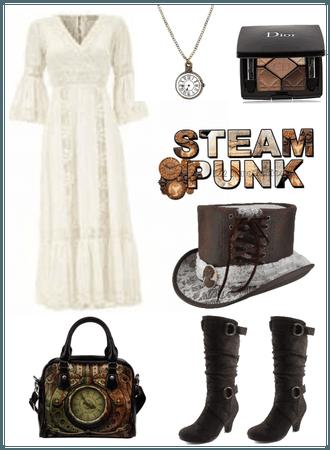 Steam Punk/Celebrating Hat Day