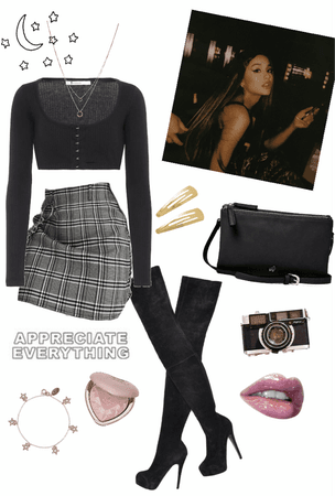 Ariana Grande (inspired outfit)