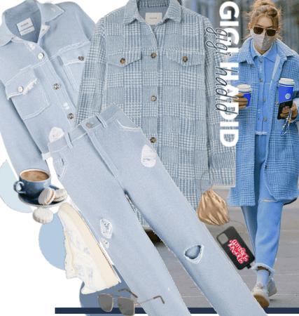Favorite Celeb Style - Gigi Hadid
