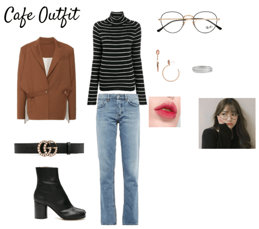 Cafe Outfit