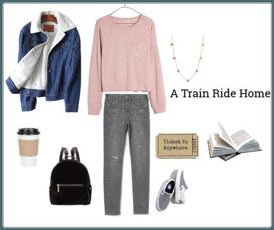 A Train Ride Home