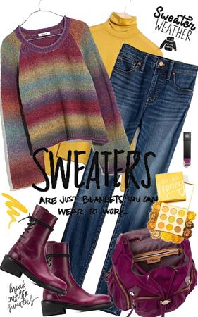 Yay, Sweaters!