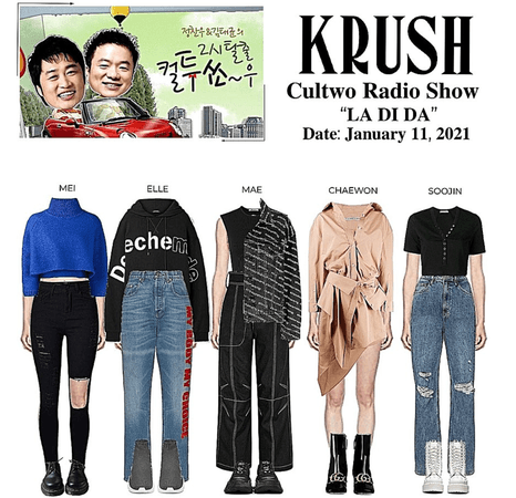KRUSH Cultwo Radio Show