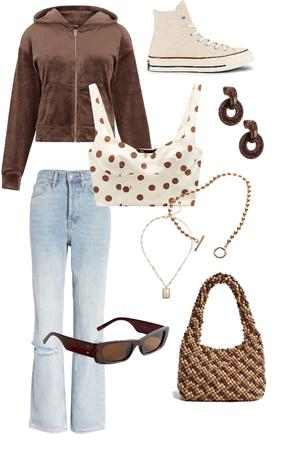 brown fit