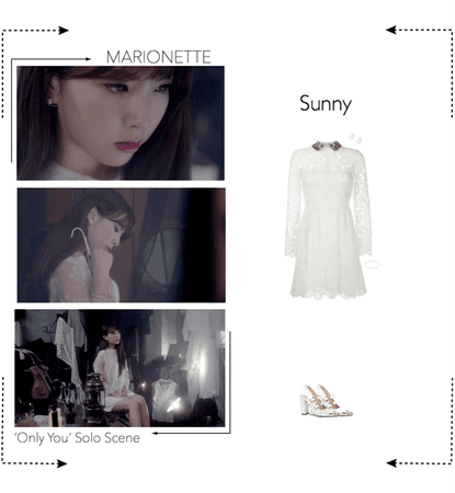 MARIONETTE (마리오네트) [Sunny] 'Only You' M/V | Solo Scene