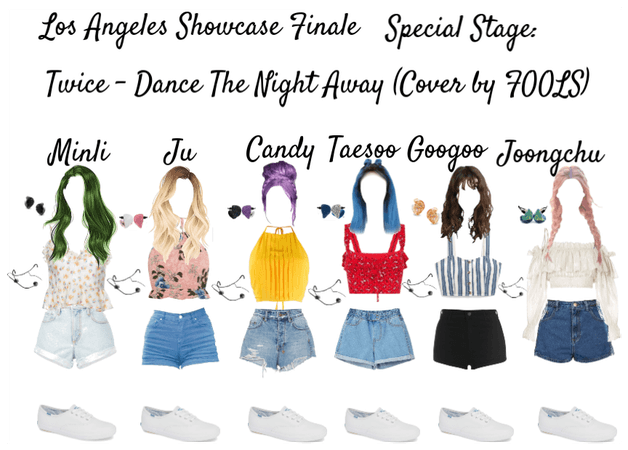 L.A Showcase Finale   Special Stage No. 3