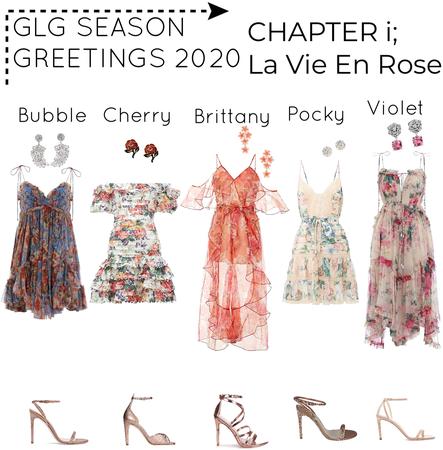 GLG|Season Greetings 2020|Chapter I;La Vie En Rose
