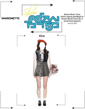 MARIONETTE (마리오네트) [MC-KIRA] Show! Music Core