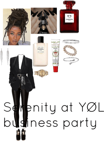 Serenity at YØL business party