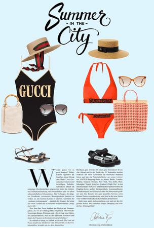Go to beach