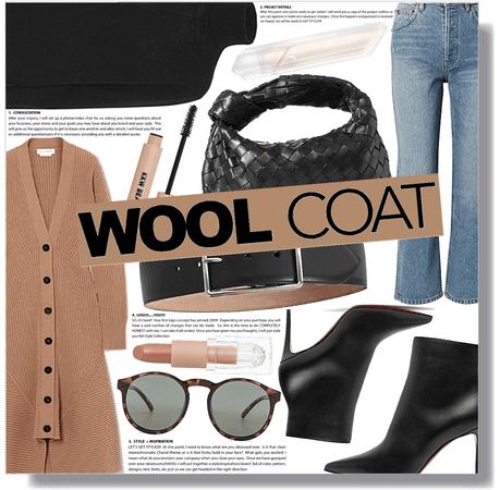killer coats: wool coats 🤎