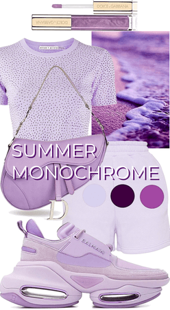 Summer Monochrome