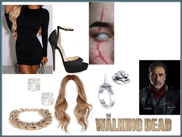 The Walking dead - Negan's wife