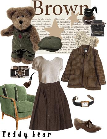 detective bear 🐻🔎