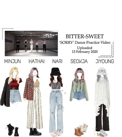 BITTER-SWEET [비터스윗] Dance Practice Video 200213
