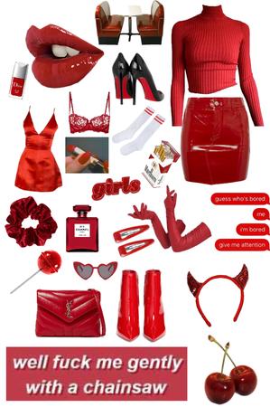 red devil bby