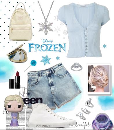 Disney Frozen Outfit