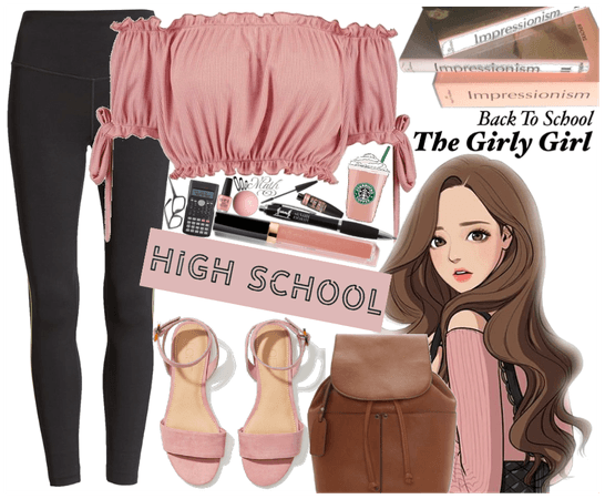 Back to School; The Girly Girl