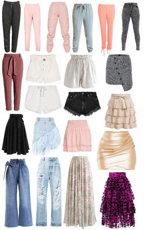 bottoms I'd wear