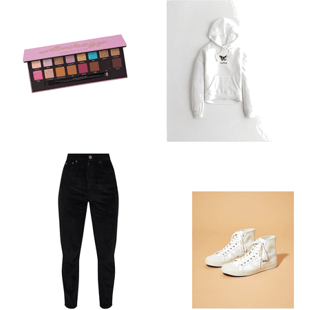 hang out with friends kinda outfit