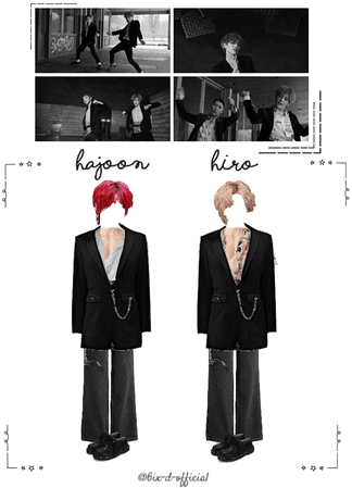 6IX-D [씩스띠] HAJOON & HIRO 'Baby Don't Stop' Official MV 201216