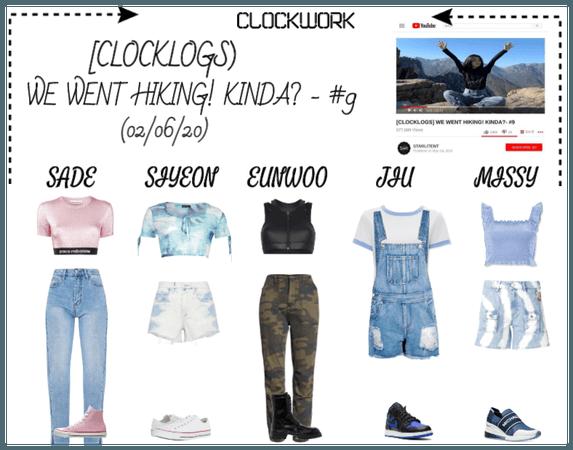 *CWK* | CLOCKLOGS EP.9 | WE WENT HIKING! KINDA?