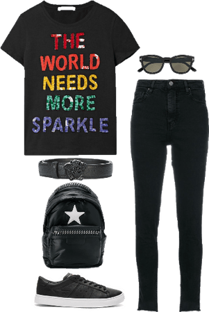 The World Needs More Sparkle!
